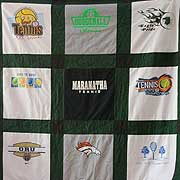 sports quilt